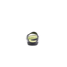 arena Hydrofit Hook Sandals Men black/black/green